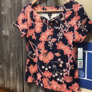 Rafaella Top size Large New With Tags